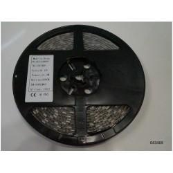 TIRA DE LED FLEXIBLE 14.4W 5M DC12V 840lm 6000K