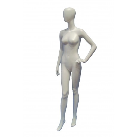 Blanco 59,1x59,1x53,6 cm elho Pure Round Macetero Redondo
