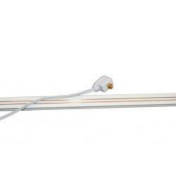 Guía de luz led para estantería de metal 200cm