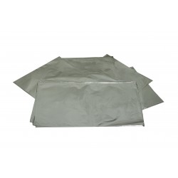Sobres de papel plata metalizado 40x60cm 50 unidades