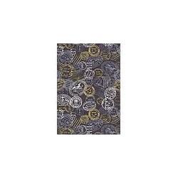 Papel para regalos estampado sellos 62cm
