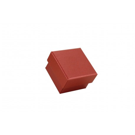 Cajita para joyería varios colores 5x5x3.5cm 24 und