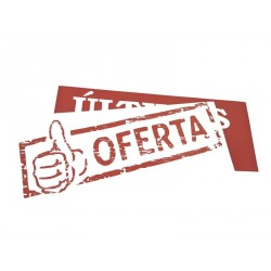 CARTEL OFERTA 100X35 CM