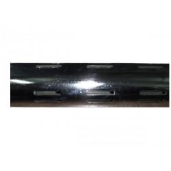Tubo de cremallera redondo para tiendas 50mm 2.4m