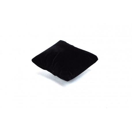 Almohadilla para pulseras en terciopelo negro 9 cm