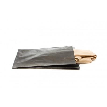 Sobres de papel celulosa negro 18x3.5x29cm 100 unidades