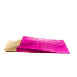 Sobres de papel celulosa fucsia 18x3.5x29cm 100 unidades