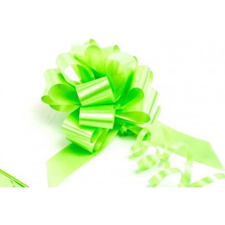 Lazo automático regalo verde