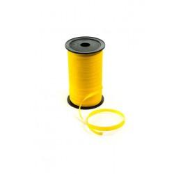 Cinta de papel para regalos amarillo 100 metros