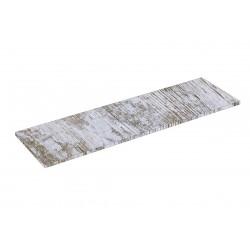 Balda de madera color harry 120x35 cm 19mm