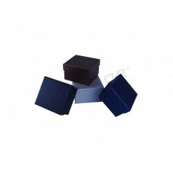 Cajita para reloj varios colores 9x8.5x5.5cm 12 und