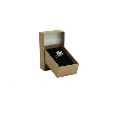 Cajita para joyeria color beige 8x5x3cm 24 und