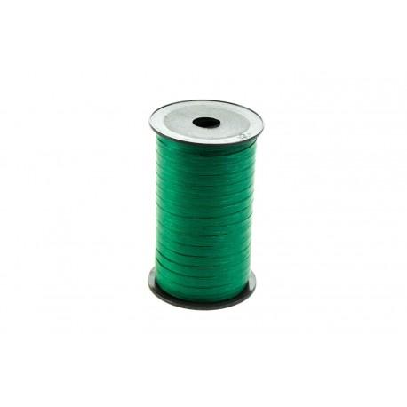 Cintas para regalo papel verde oscuro 100 metros