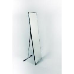 Espejo rectangular fijo 152,5x45cm para tiendas