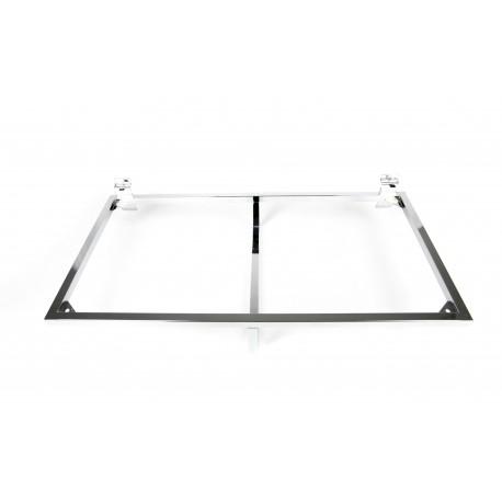 Estante con colgador para panel de lama 60.5x31.5cm