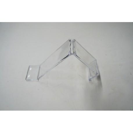 Expositor metacrilato transparente para calzado 17x9x4cm