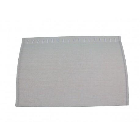 Expositor para pulseras lino beige 35x25x10cm