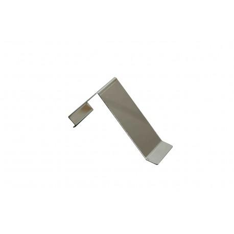 Expositor productos de acero cromado