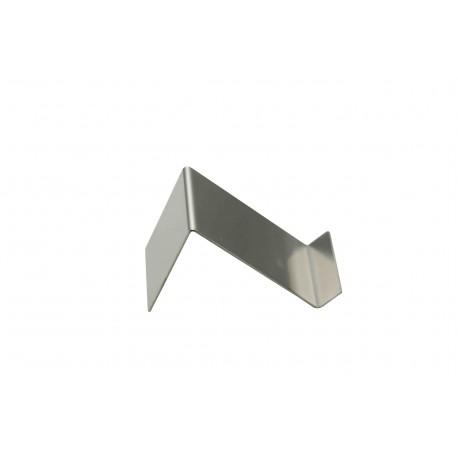 Expositor de acero mate 11x5x6.5 cm