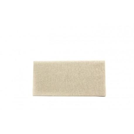 Expositor de pulseras lino beige 25x11.5x8 cm