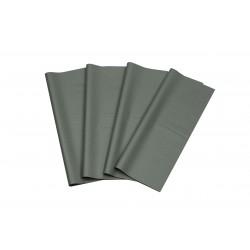 Papel de seda color plata 62x86cm 100 und