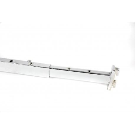 Barra refuerzo extensible para tubo para  sistema de cremallera de 50mm