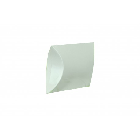 Sobres de cartón para regalos blanco 7x7x2.5cm 50 unidades