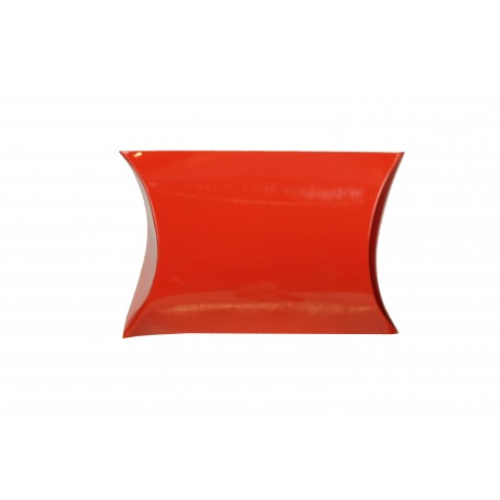 Sobres de cartón para regalos rojo 7x7x2.5cm 50 unidades