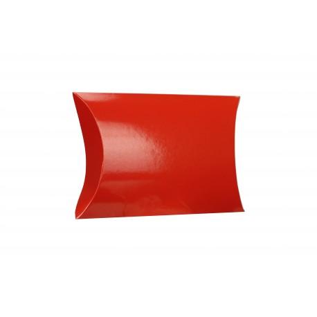 Sobres de cartón para regalos rojo 12x11x3.6cm 50 unidades