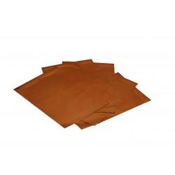 Sobres de papel cobre metalizado 35x50cm 100 unidades