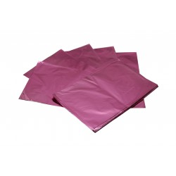 Sobres de papel rosa metalizado 60x40cm 50 unidades