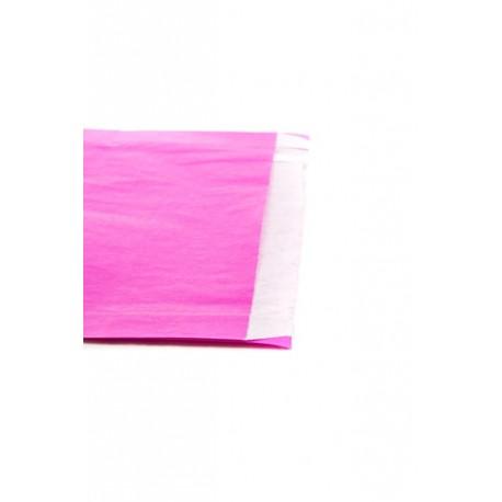 Sobres de papel celulosa fucsia 26x4.5x35cm 50 unidades