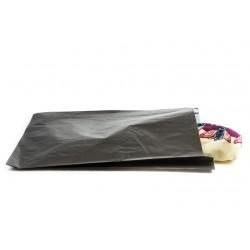 Sobres de papel celulosa negro 26x4.5x35cm 100 unidades