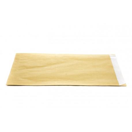 Sobres de papel celulosa oro 18x3.5x29cm 50 unidades