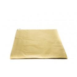 Sobres de papel celulosa oro 26x4.5x35cm 100 unidades