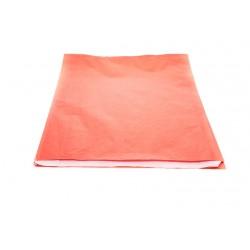 Sobres de papel celulosa rojo 30x7.5x49.5cm 50 unidades