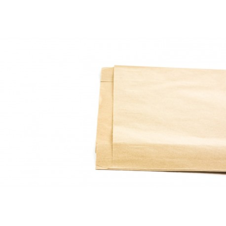 Sobres de papel kraft beige 26x4.5x35cm 50 unidades