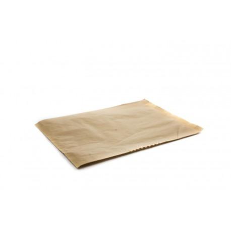 Sobres de papel kraft beige 26x5x38cm 100 unidades