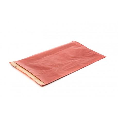Sobres de papel kraft rojo 18x29cm 50 unidades