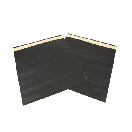 Sobres de papel fuerte negro 48x46x15cm 50 unidades