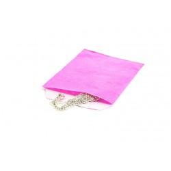Sobres de papel celulosa fucsia 9x13cm 100 unidades