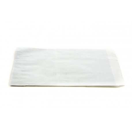 Sobres de papel celulosa plata 14x19cm 100 unidades
