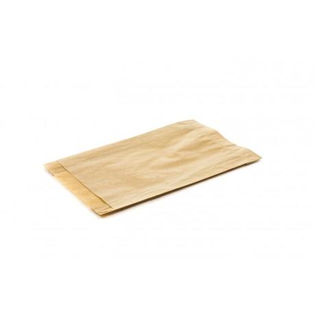 Sobres de papel kraft beige 13.5x24x4cm 50 unidades