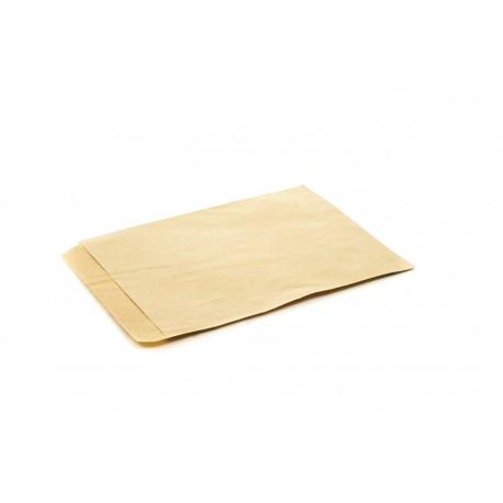Sobres de papel kraft beige 15x19cm 50 unidades