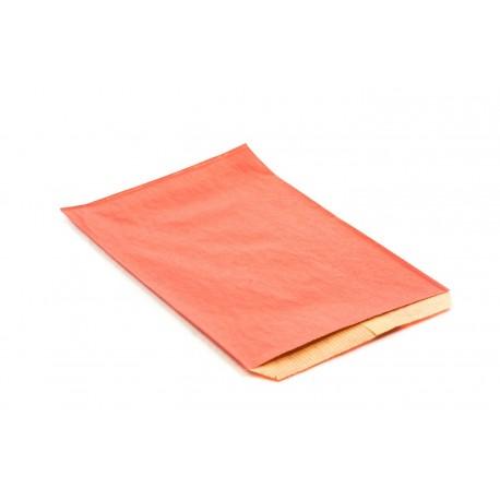 Sobres de papel kraft rojo 13.5x20cm 50 unidades