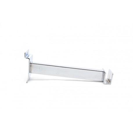 Soporte para tubo rectangular para lama 20cm