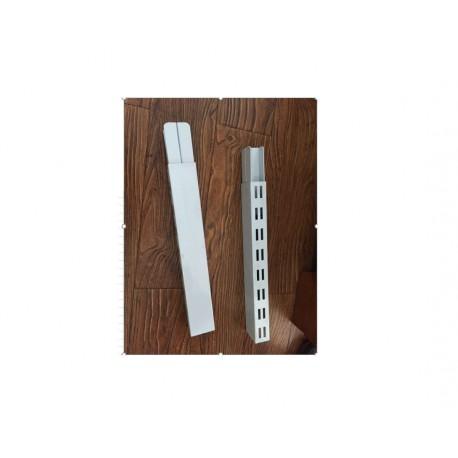 Alargador de tubo 40cm para cremalleras