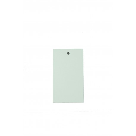 Etiquetas de precios marfil rectangular 8x4.5cm