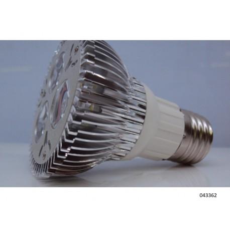 BOMBILLA LED E27 9W 600lm 5000-6000k
