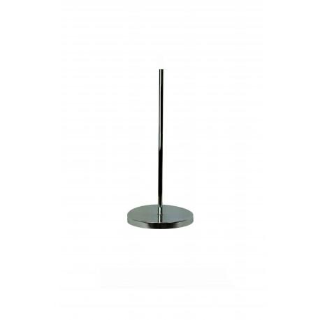 Base de metal para bustos tubo 25mm